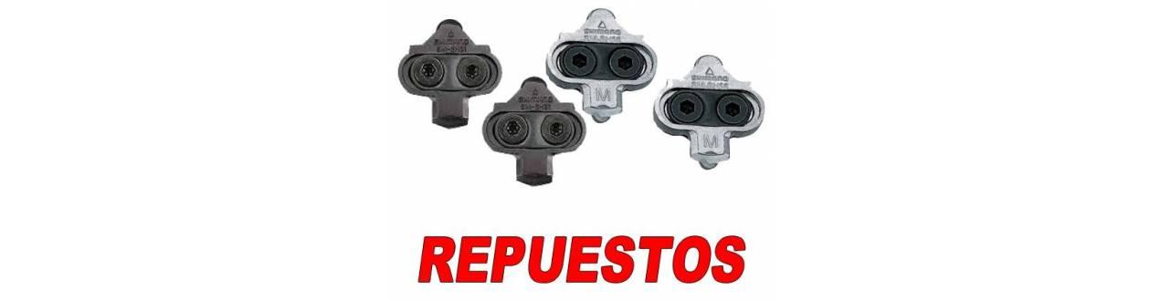 REPUESTOS PEDALES