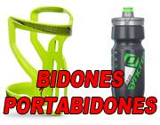 BIDONES-PORTA-BIDONES Y BIDONES DE HERRAMIENTA