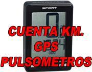 PULSOMETROS - NAVEGADORES - GPS - CUENTAKILOMETROS